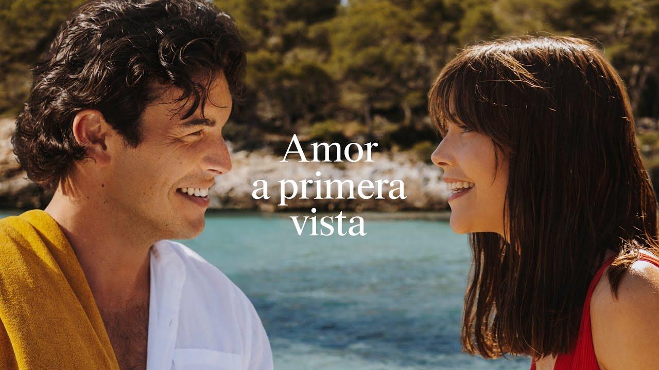 """""""Amor a primera vista"""" con Mireia Oriol y Mario Casas. Estrella Damm 2021"""
