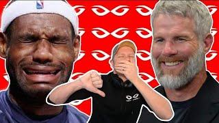 Brett Favre SLAMS Woke Sports Culture And Kneeling For National Anthem