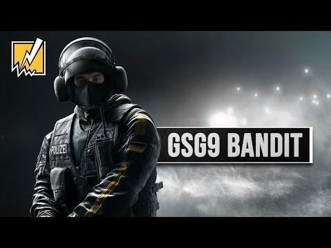 Rainbow Six Siege - Bandit Operator Guide | deutsch