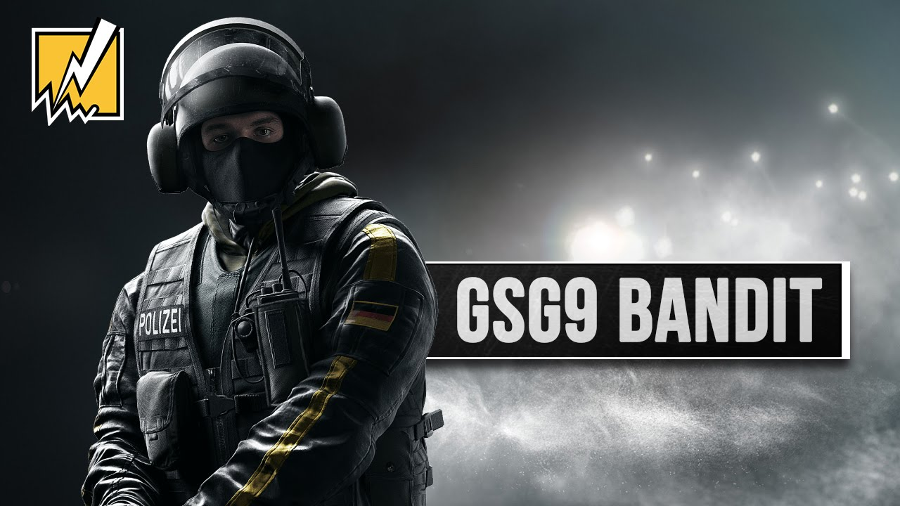 rainbow six siege bandit operator guide deutsch youtube