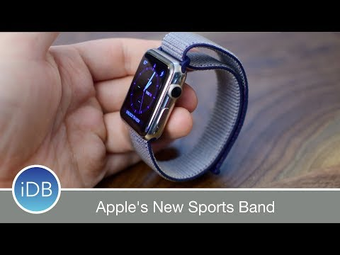 Hands-On: Apple's Sport Loop Watch Band Review
