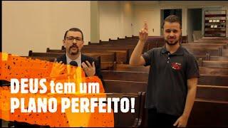 IP Arapongas - Pr Antonio Donadeli - Os Planos de Deus - 29-03-2020