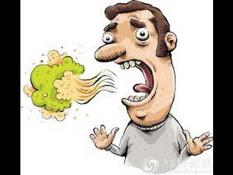 6招快速去除口臭. 提高你的社交型像...别错过, 不看你会后悔哦.