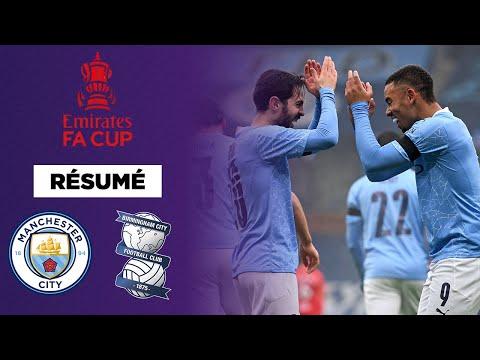 🏆🇬🇧 Résumé - FA Cup : Manchester City et Silva font le job contre Birmingham