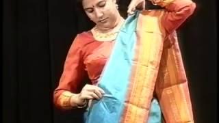 Draping the Sari