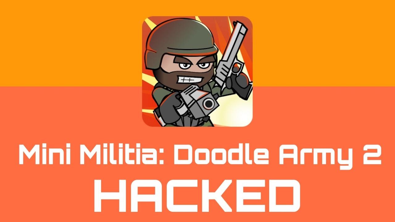 Mini Militia V3047doodle Army 2 Hacked No Root