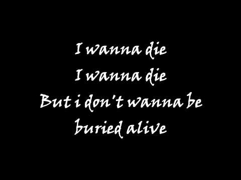 Ace - I wanna die - lyrics
