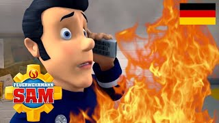 Feuerwehrmann Sam Deutsch Neue Folgen | Elvis' Rettung aus dem Feuer | Zeichentrick für Kinder