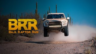 Baja Raptor Run 2020
