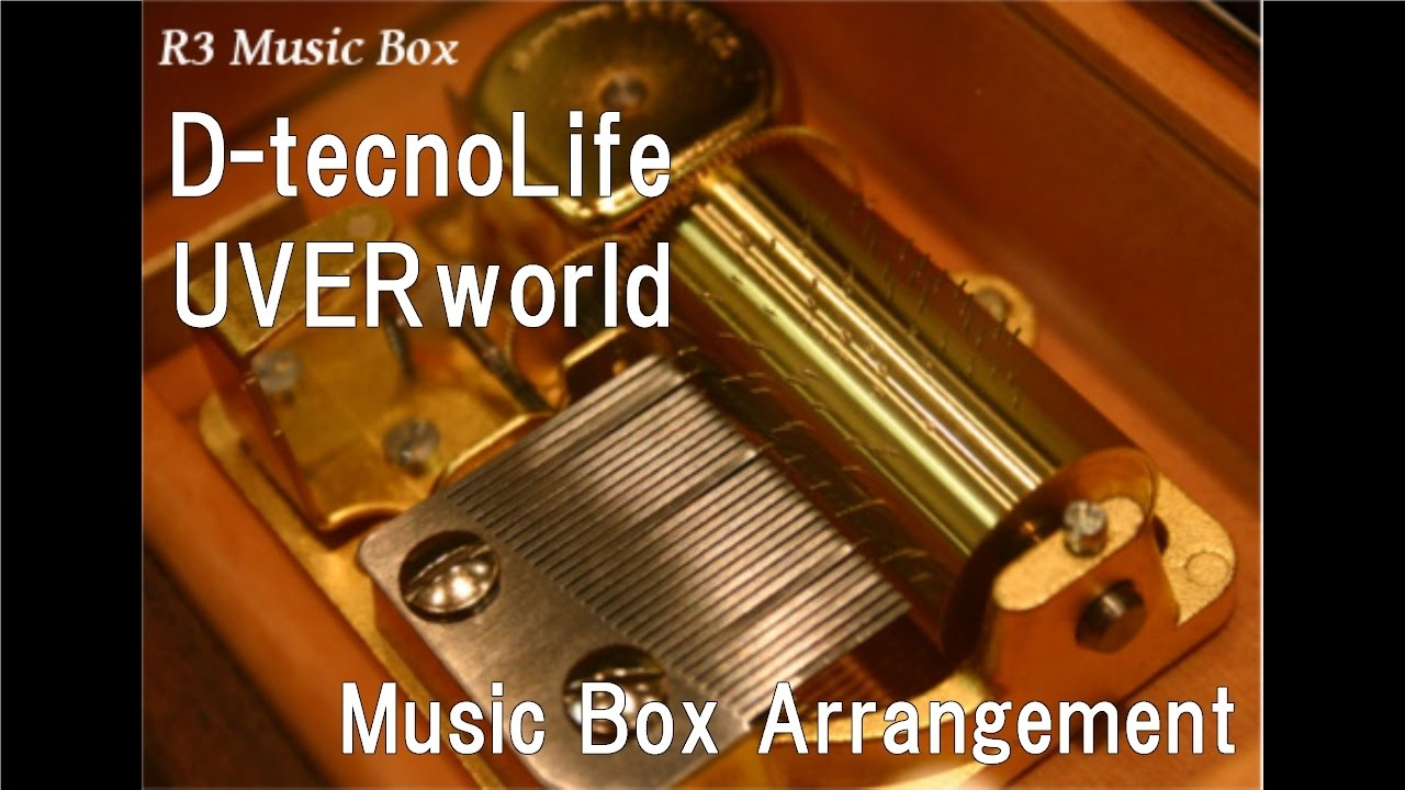a musica d-tecnolife uverworld