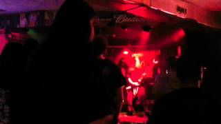 FLESHEATER - Dawn Of War (Live December 13 2014 White Swan Houston)