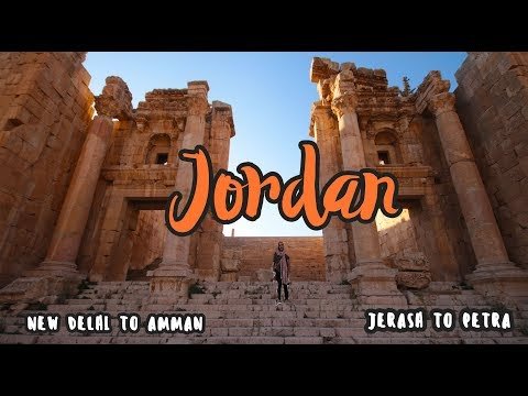 The Ancient Roman Ruins Nobody Visits | Jerash, Jordan