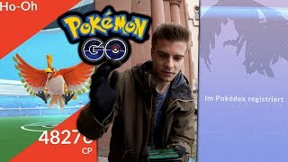 Erster Ho-Oh Raid in Pokémon GO - alle Infos!