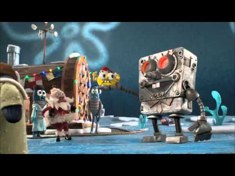 It's A Spongebob Christmas Trailer