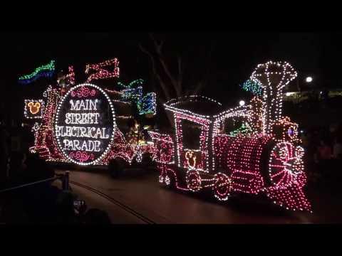 Main Street Electrical Parade RETURNS to Disneyland in 4K ULTRA HD, FULL SHOW
