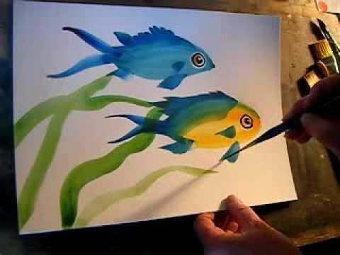 Paint Fish