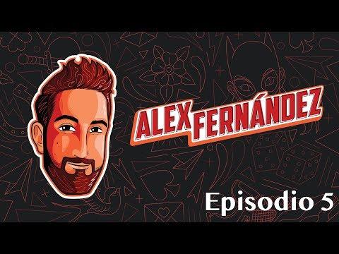 El Podcast de Alex Fdz: Episodio 5 - Niño Dragón