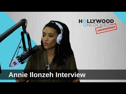 Annie Ilonzeh talks All Eyez On Me, Wild Sex Stories Getting Pee'd On & BET Weekend