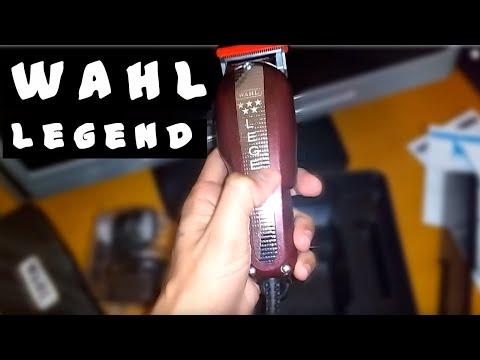 wahl legend unboxing en español  3f3dfd2ade23