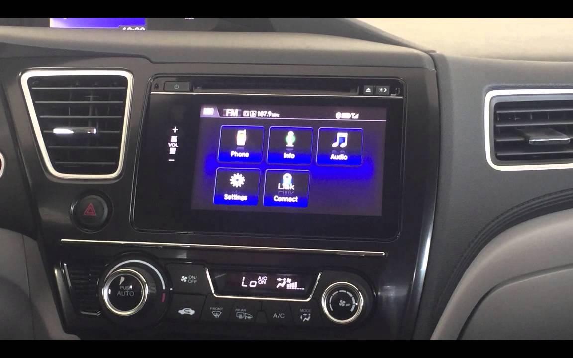 HondaLink HandsFreeLink for Connection Civic HR-V CR-V ...