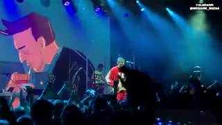 Noize MC - Следы на спине + Фристайл (Live @ Минск, 20.10.2018)