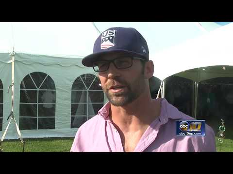 Celebrities arrive for UP Golf Tournament