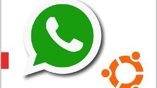WhatsApp On Ubuntu 16.04 Using Genymotion