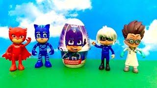 PJ Masks and Surprise FUN  पीजे मास्क और आश्चर्यजनक मज़ा