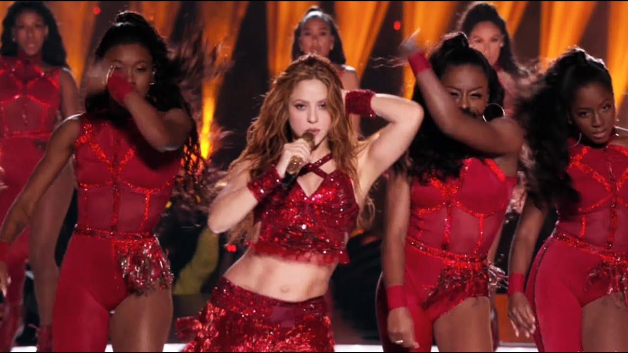 Shakira S Full Pepsi Super Bowl Liv Halftime Show 4k Youtube