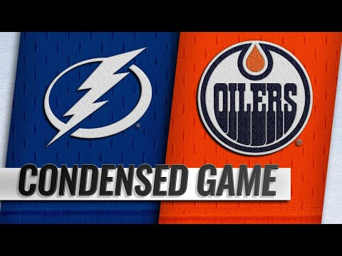 12/22/18 Condensed Game: Lightning @ Oilers
