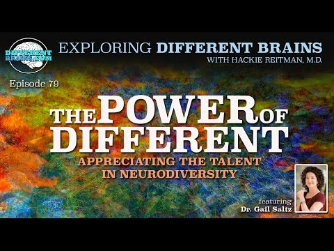 The Power of Different: Appreciating the Talent in Neurodive