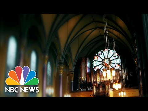 Many Congregations Worship Together Despite Coronavirus Restrictions  NBC Nightly News