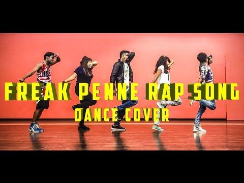 Oru Adaar Love| Freak Penne Rap Song| Dance Cover | DSA DANCE COMPANY