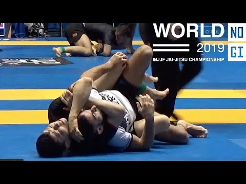 Joao Miyao VS Anthony Oliveira / World No-Gi Championship 2019