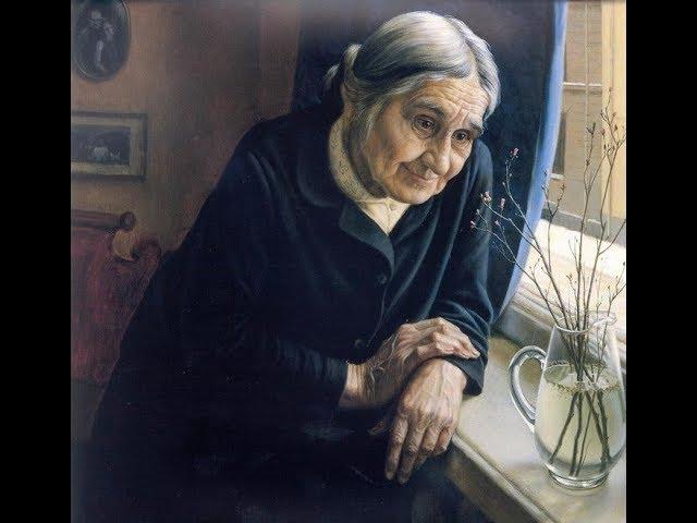 Старенькая мама. Русская притча