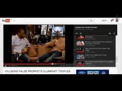 Hillsong illuminati False Prophets EXPOSED!!!