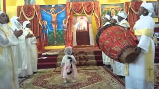 Hosanna Be-aryam (ሆሳዕና በአርያም) - Ethiopian Orthodox Tewahedo Mezmur at St Michael EOTC Indianapolis