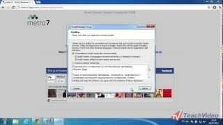 Как сделать Windows 7 похожим на Windows 8(В данном видеоуроке мы расскажем вам, как сделать Windows 7 похожим на Windows 8. http://youtube.com/teachvideo - наш канал http://www.tea..., 2012-07-22T02:00:08.000Z)