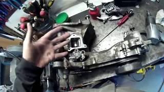 Как закрепить маслонасос на Honda Dio 34/35