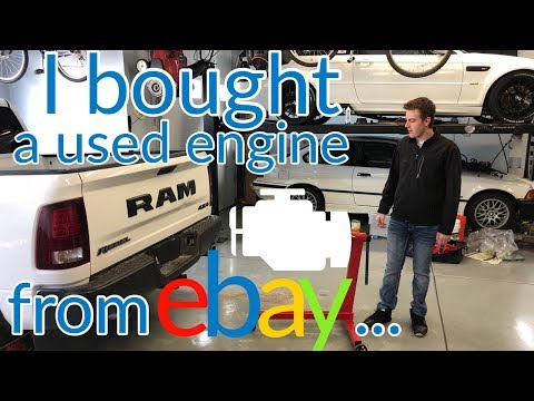 Why I Had To Buy A New Engine