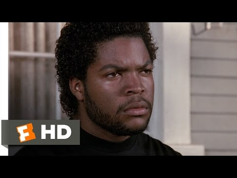Boyz n the Hood (8/8) Movie CLIP - Don't Know, Don't Show (1991) HD