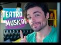 COMO É FAZER TEATRO MUSICAL ( minha visão)