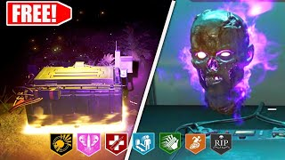 FIREBASE Z FREE PERKS EASTER EGG: SERGEI'S HEAD EASTER EGG GUIDE (Cold War Zombies)
