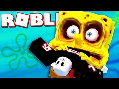 IF SPONGEBOB WAS IN ROBLOX!?