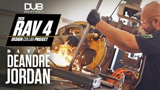 TEAM TWO - Part Two -  The DUB Edition 2015 RAV 4 Design Collab Project