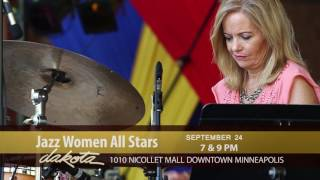 "Patty Peterson Presents the ""Jazz Women All Stars"""