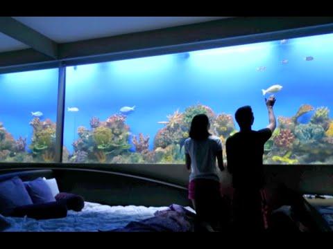 Manila Vlog: Hotel H2O & Mall Of Asia!