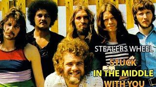 Stealers Wheel - Stuck in the Middle With You (legendado em PT-BR)