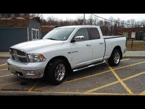 2011 Dodge Ram 1500 Laramie Asp Youtube