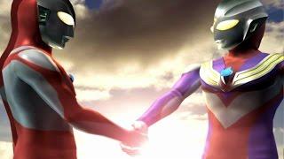 All Ultraman, Dark, Monster & Alien Ultimate Attack Collection ★Play ウルトラマン FE3